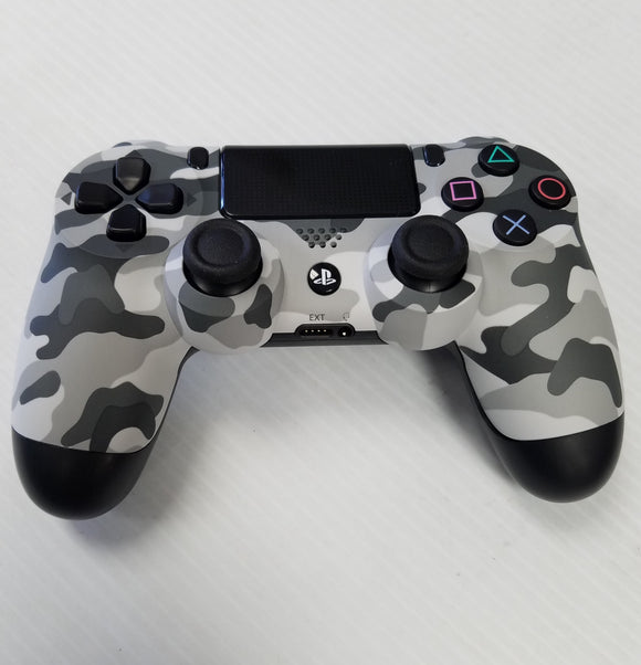 Sony PS4 Controller PlayStation 4 DualShock 4 Wireless Controller - Green Camouflage - Refurbished - Razzaks Computers - Great Products at Low Prices