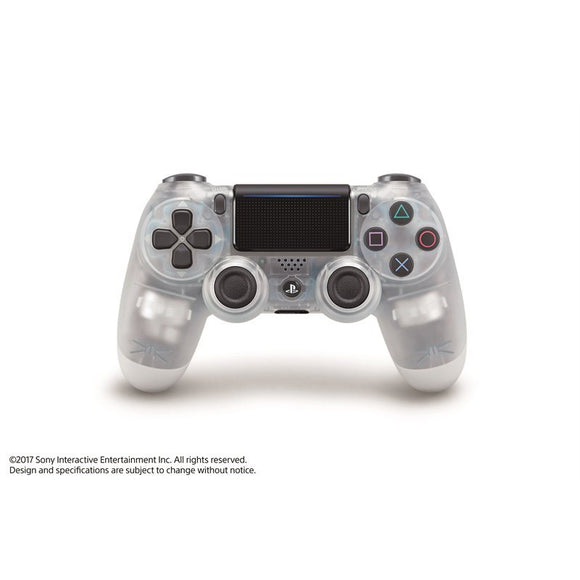 Sony PS4 Controller PlayStation 4 DualShock 4 Wireless Controller - Crystal - New - Razzaks Computers - Great Products at Low Prices