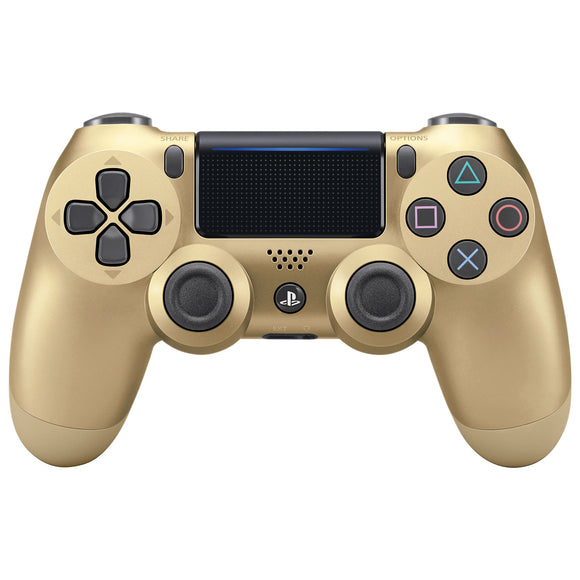 Sony PS4 Controller PlayStation 4 DualShock 4 Wireless Controller - Gold - Razzaks Computers - Great Products at Low Prices