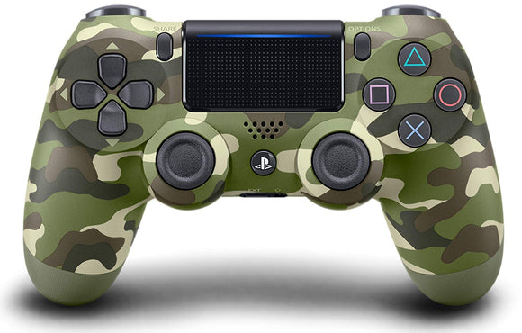Sony PS4 PlayStation 4 DUALSHOCK 4 PS4 Wireless Controller - Green Camouflage - New - Razzaks Computers - Great Products at Low Prices