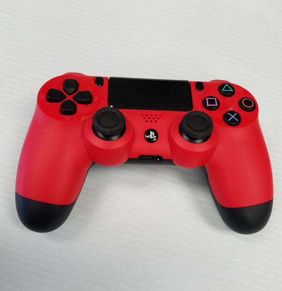 Sony PS4 Controller PlayStation 4 DualShock 4 Wireless Controller - Magma Red - Refurbished - Razzaks Computers - Great Products at Low Prices