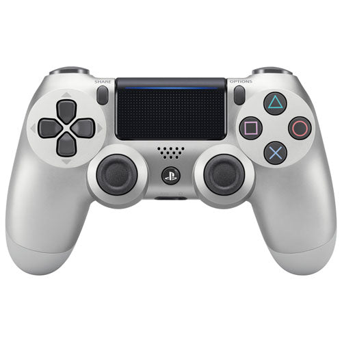PlayStation 4 DualShock 4 Wireless Controller - Silver