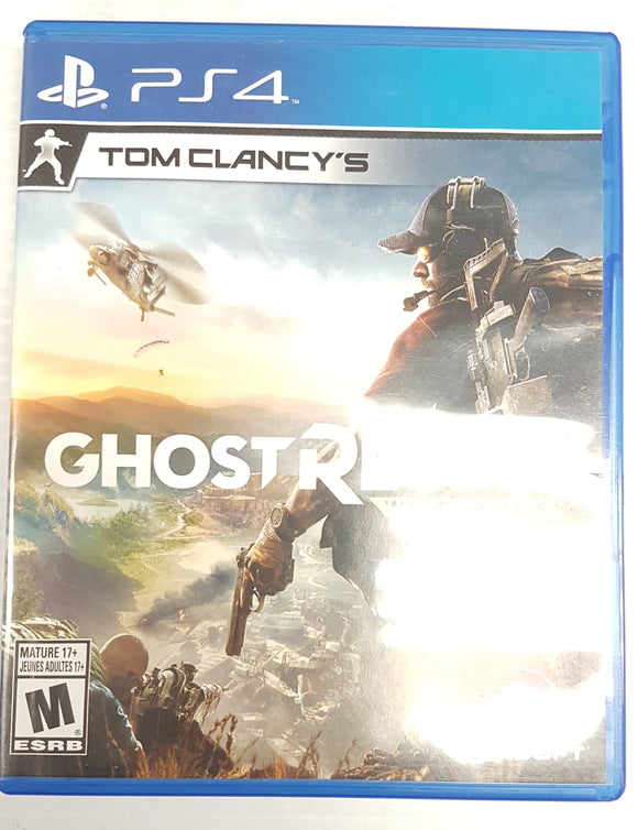 Tom Clancy's Ghost Recon Wildlands - Trilingual - PlayStation 4 - Standard Edition - Used - Razzaks Computers - Great Products at Low Prices