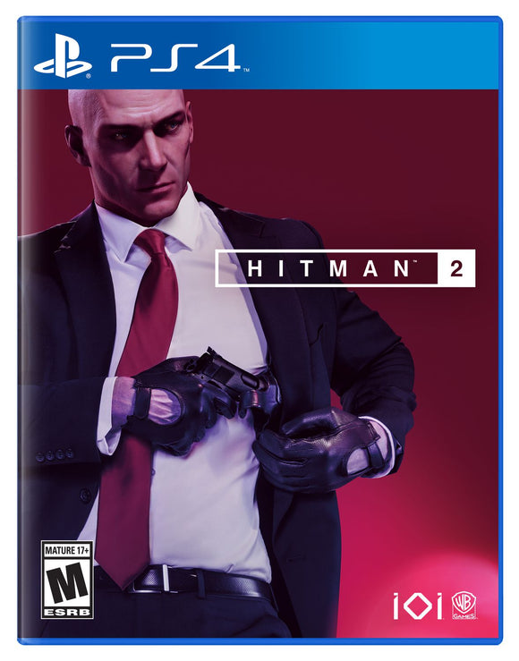 Hitman 2 for PS4 - New - Razzaks Computers - Great Products at Low Prices