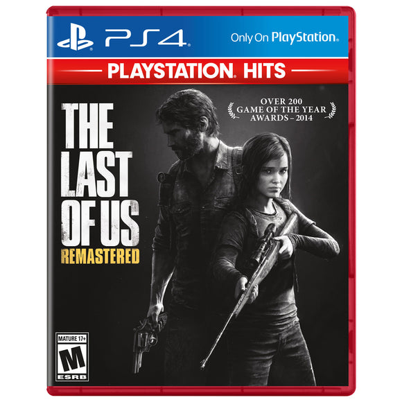 The Last of Us Remastered (PS4) - English - New