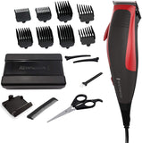 Remington 16-Piece Home Barber Haircut Kit, Hair Clipper, Hair Trimming Kit HC1080 - Razzaks Computers - Great Products at Low Prices