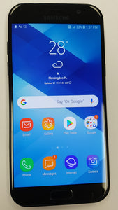 Samsung Galaxy A5 SM-A520W Black Sky 3 GB RAM, 32 GB Storage - Used - Razzaks Computers - Great Products at Low Prices