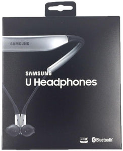 Samsung Level U EO-BG925 Bluetooth Wireless In-ear Headphones Sports Headset - Black - Brand New - Razzaks Computers - Great Products at Low Prices