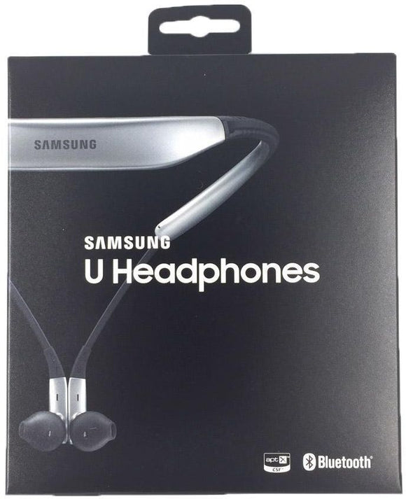 Samsung U Bluetooth Wireless In-ear Headphones with Microphone Black - Brand New