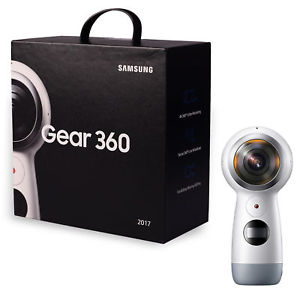 Samsung Gear 360 Spherical Cam 360 degree 4K Camera SM-R210 for Samsung and iPhones - Razzaks Computers - Great Products at Low Prices