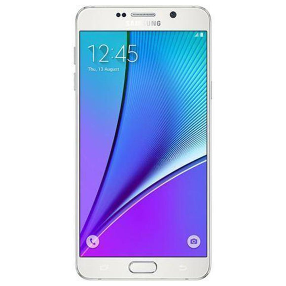 Samsung Galaxy Note 5 SM-N920T - 32GB - White - Unlocked - Refurbished - Razzaks Computers - Great Products at Low Prices