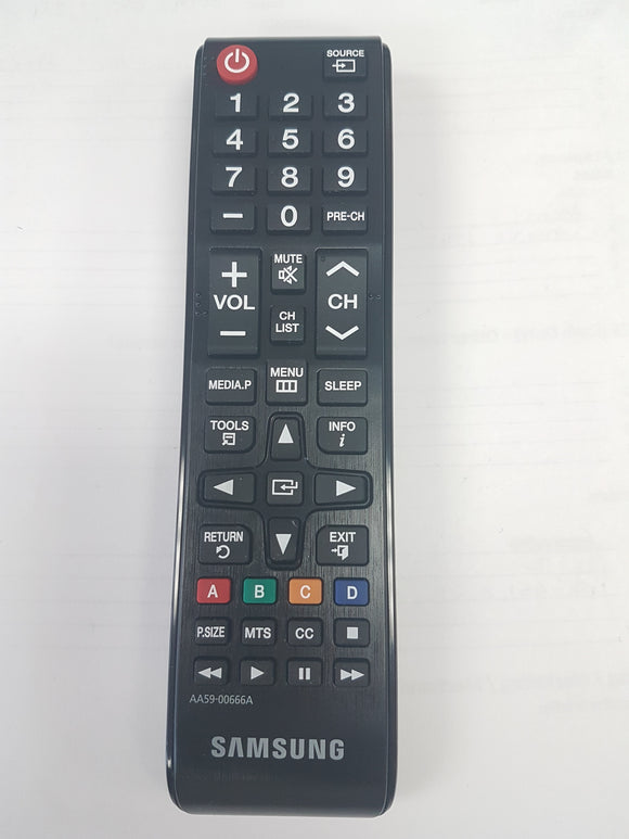 Samsung LED TV Remote Genuine AA59-00666A - New - Razzaks Computers - Great Products at Low Prices