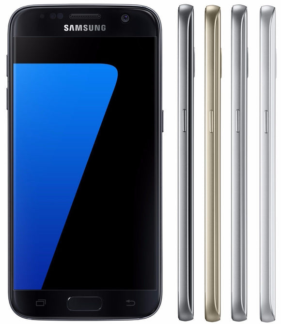 SAMSUNG S7 G930W8 4G LTE UNLOCKED SMARTPHONE 32GB SILVER - USED - Razzaks Computers - Great Products at Low Prices