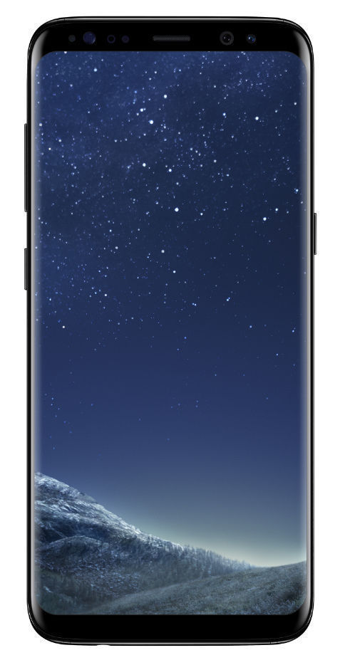 Samsung Galaxy S8 SM-G950U 64gb 4G LTE Unlocked Smartphone Midnight Black  - Refurbished