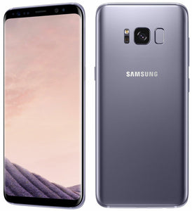 Samsung Galaxy S8 plus SM-G955W 64GB  Orchid Gray Smartphone Unlcoked - Grade A - Razzaks Computers - Great Products at Low Prices