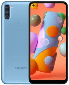 "Samsung Galaxy A11 A115/DS 2 GB 32GB 6.4"" HD LCD GSM Blue - Brand New - Razzaks Computers - Great Products at Low Prices"