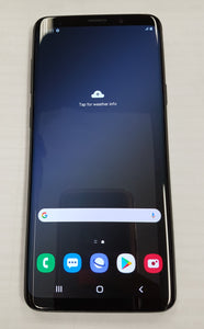 "Samsung Galaxy S9 Plus 6.2"", Dual SIM 6 GB RAM 64GB SM-G965W Unlocked LTE Gray - Used - Razzaks Computers - Great Products at Low Prices"