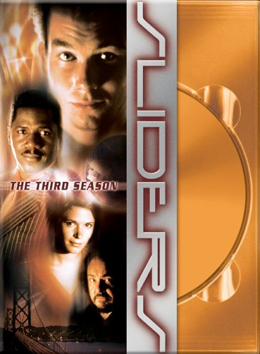Sliders: The Third Season 2 DVD Set - Used - Razzaks Computers - Great Products at Low Prices