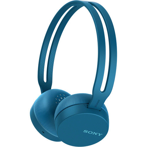 Sony WH-CH400 Wireless Stereo Headphones, Black (WHCH400 LZ) - Refurbished - Razzaks Computers - Great Products at Low Prices