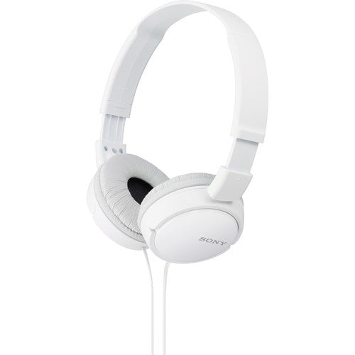 Sony MDR-ZX110 Stereo Headphones (White) - Refurbished - Razzaks Computers - Great Products at Low Prices