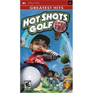 Sony PSP Game: Hot Shots Golf Open Tee - New - Razzaks Computers - Great Products at Low Prices