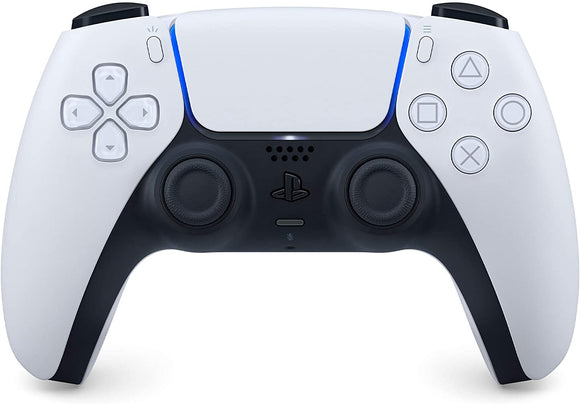 Sony PlayStation®5 PS5 DualSense™ wireless controller - White - Razzaks Computers - Great Products at Low Prices