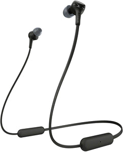 Sony WI-XB400/BZ Bluetooth Wireless in-Ear Extra Bass Headphones, Black - Open Box - Razzaks Computers - Great Products at Low Prices