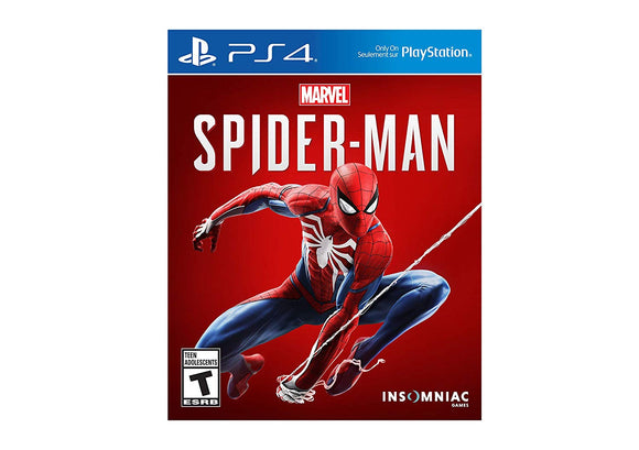 Spider-Man - PlayStation 4 PS4 Standard Edition - Razzaks Computers - Great Products at Low Prices