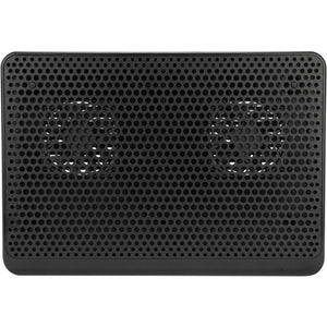Targus AWE761USO 16in Dual-Fan Chill Mat Silent Laptop Cooling Pad - Recertified