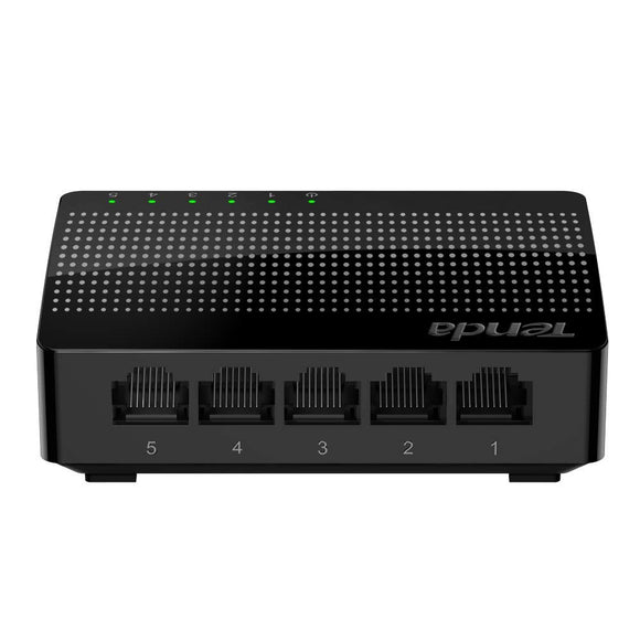Tenda 5-Port Gigabit Ethernet Desktop Switch (SG105) - New - Razzaks Computers - Great Products at Low Prices
