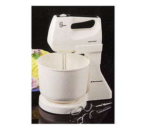 Toastmaster 468557 Hand Mixer w/ Stand & Bowl