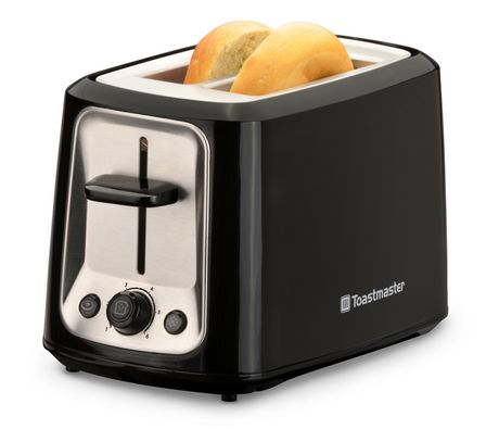 Toastmaster 2 Slice Toaster - Black, TM-26TSC - Razzaks Computers - Great Products at Low Prices
