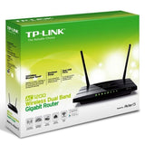 TP-LINK Archer C50 AC1200 Wireless Dual Band Gigabit Router Wifi Linux Mac Windows - BRAND NEW