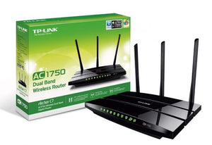 TP-LINK Archer C7 AC1750 Wireless Dual Band Gigabit Router - OPEN BOX - Razzaks Computers - Great Products at Low Prices