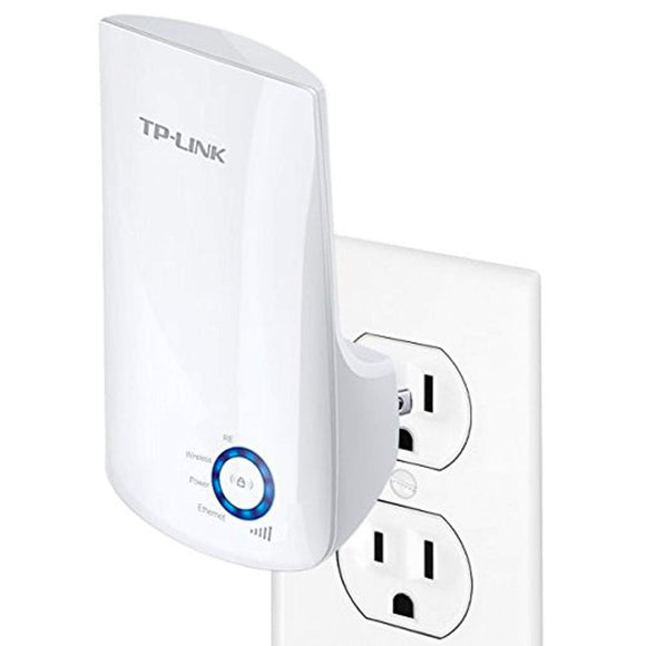 TP-Link TL-WA850RE 300Mbps Universal Wi-Fi Range Extender, Repeater, Wall Plug design - NEW - Razzaks Computers - Great Products at Low Prices