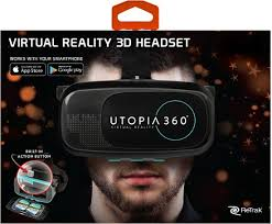 Emerge Utopia 360 Virtual Reality 3D Headset - Used - Razzaks Computers - Great Products at Low Prices