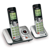 VTech DECT 6.0 Phone Answering System with Caller ID/Call Waiting, 2 Cordless Handsets - Razzaks Computers - Great Products at Low Prices