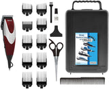 Wahl HomePro Easty to Use 17-Piece Home Cut Haircut Kit, Hair Clipper, Hair Trimming Kit 3151 - Razzaks Computers - Great Products at Low Prices