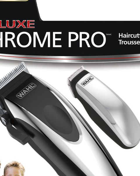 Wahl Hair Cut Kit with Trimmer, 22-pcs  Model 3168 - NEW - Razzaks Computers - Great Products at Low Prices