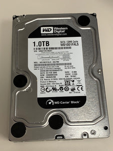 WESTERN DIGITAL WD1001FALS-00E8B0 1TB SATA HARD DRIVE DCM: HBRNHT2C - USED - Razzaks Computers - Great Products at Low Prices