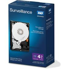 "WD Purple 4TB 3.5"" Surveillance Storage Drive (WDBGKN0040HNC-NRSN) - BRAND NEW - Razzaks Computers - Great Products at Low Prices"