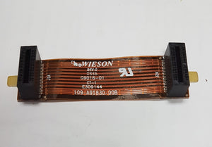 Wieson Flexible SLI Nvidia Brdige Corss Fire 94V-0 WIESON E309144 G9016-01 - Used - Razzaks Computers - Great Products at Low Prices