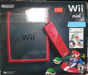 Nintendo Wii Mini - Used - Razzaks Computers - Great Products at Low Prices