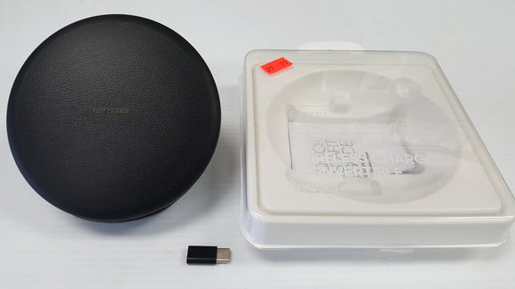 Wireless Charger for  QI Compliant cellphones Pad and Stand - Black - Razzaks Computers - Great Products at Low Prices