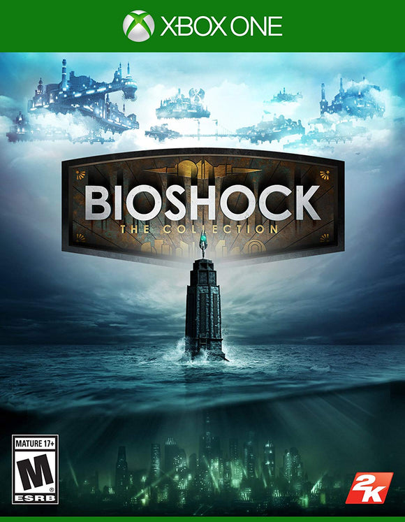 Bioshock: The Collection XB1 - Xbox One - Used - Razzaks Computers - Great Products at Low Prices