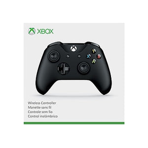 Xbox One Wireless Controller, Black - Brand New - Razzaks Computers - Great Products at Low Prices