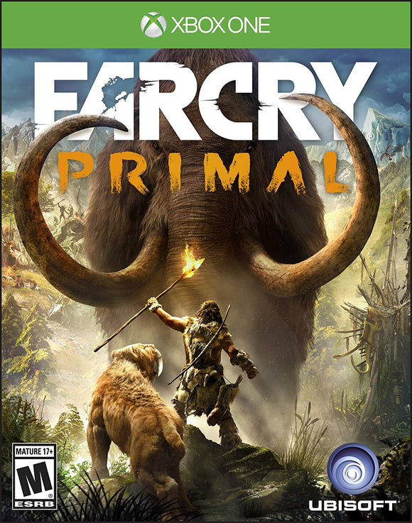 Far Cry Primal - Xbox One - Standard Edition - Used - Razzaks Computers - Great Products at Low Prices