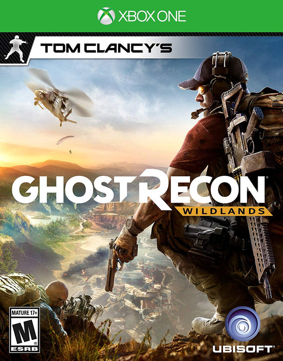 Tom Clancy's Ghost Recon Wildlands - Trilingual - Xbox One - Standard Edition - Used - Razzaks Computers - Great Products at Low Prices
