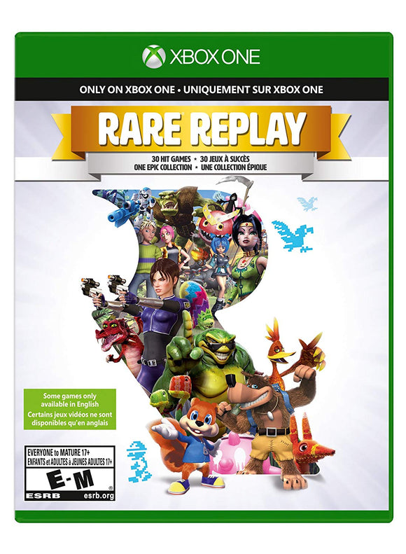 Rare Replay - Xbox One - Used - Razzaks Computers - Great Products at Low Prices