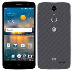 "ZTE Blade Spark - 16GB - 13MP Camera, 5.5"" Screen, Dark Gray Unlocked Smartphone - New - Razzaks Computers - Great Products at Low Prices"